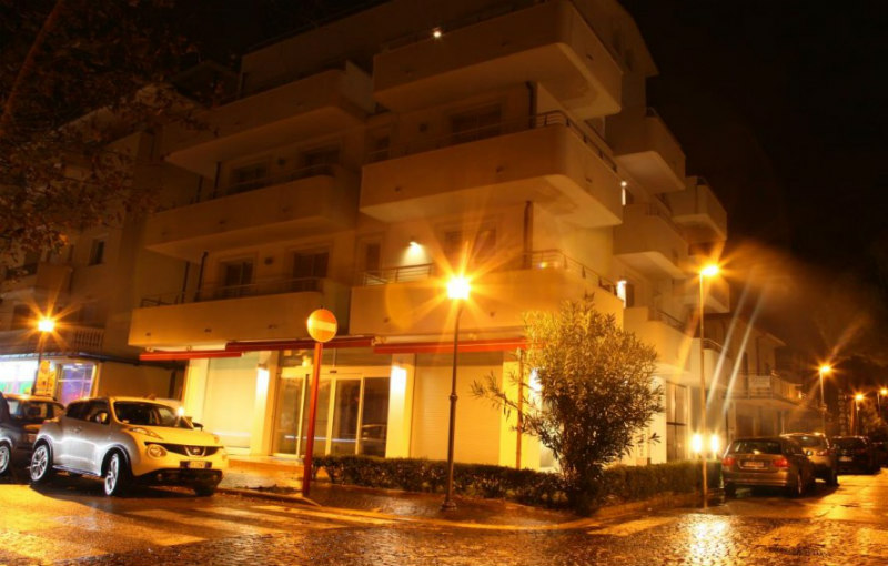 residence riccione 4 stelle