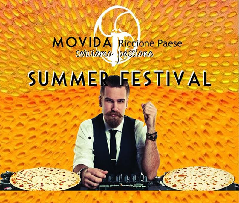 movida summer festival
