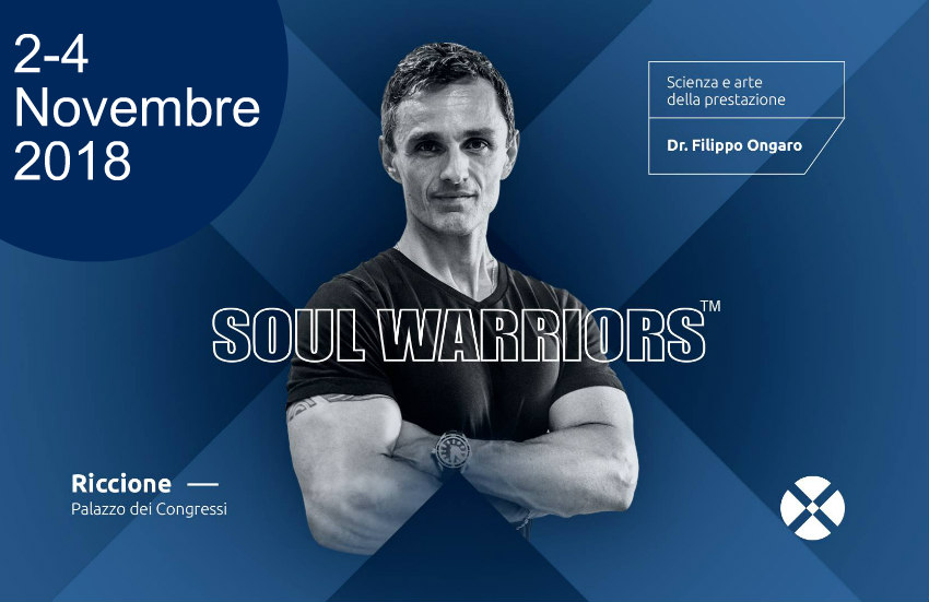 soul warriors riccione